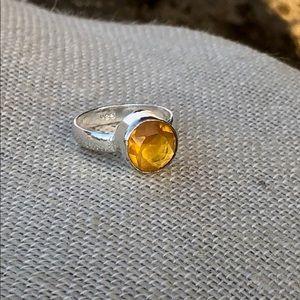 NEW! Citrine Ring